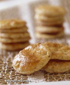 Biscuits au fromage et aux noix (Grèce)