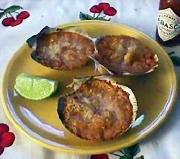 Coquilles au crabe