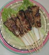 Brochettes thaïlandaises