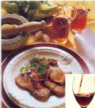Escalopes au Marsala (recette sicilienne)