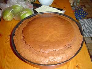 Gâteau andalou